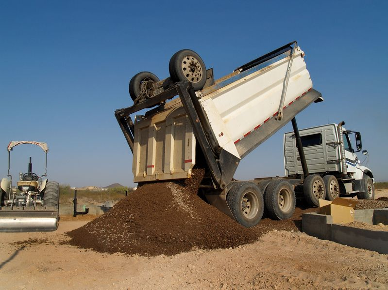 Jewett City, Norwich Dump Truck Insurance